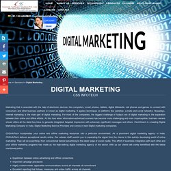 Digital marketing companies : CSS Infotech