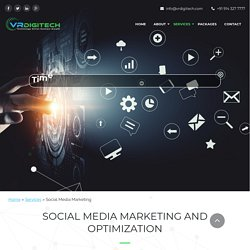 Social Media Marketing Company in Kolkata, India