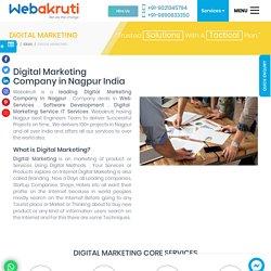 Digital Marketing Companies in Nagpur – Online Marketing – Webakruti
