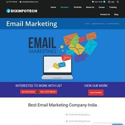 EMail Marketing Company in faridabad