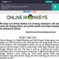 Best social media marketing company Online Monkeys