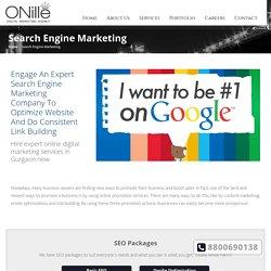Search Engine (SEO) marketing company gurgaon