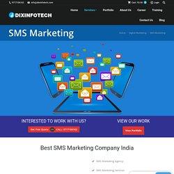 Best SMS Marketing Company India