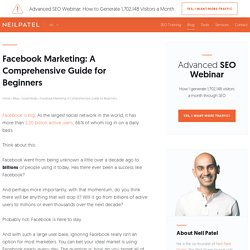 Facebook Marketing: A Comprehensive Guide for Beginners