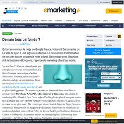 Marketing olfactif relais de croissance du marketing sensoriel