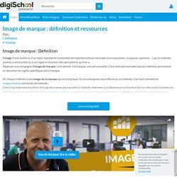 image de marque marketing : définition et exemple image de marque