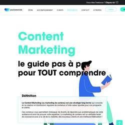 Le Content Marketing en 2020 : Définition, Exemples concrets, Stats, …