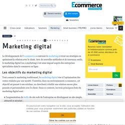 Marketing digital - définition du glossaire