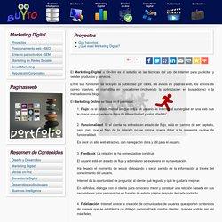 Qué es y para qué sirve el Marketing Digital - Alcobendas - Madrid - España