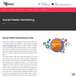 Social Media Marketing In UAE
