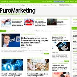 Puro Marketing - Diario Digital Líder de Marketing, Publicidad y Social media en Español