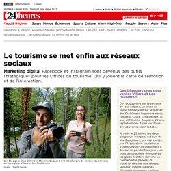 Marketing digital: Le tourisme se met enfin aux réseaux sociaux