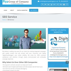 Digital Marketing Company Pretoria - DigitalMarketingPTA