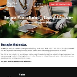 Business Marketing Strategy & Discovery