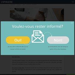 (Dont vidéo) Marketing de Réseau: Comment Percer[VENTE A DOMICILE] - L'Opiniâtre