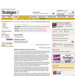 Marketing direct et réseaux sociaux - Dossiers