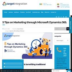 5 Tips for 2020 Digital Marketing