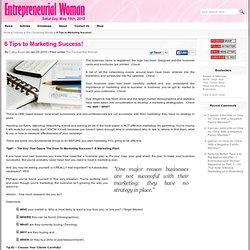 Entrepreneurial Woman Magazine