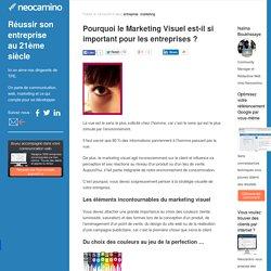 Pourquoi le Marketing Visuel est-il si important pour les entreprises