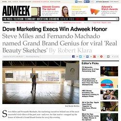 Dove Marketing Execs Win Adweek Honor