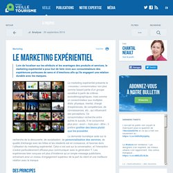 » Le marketing expérientiel