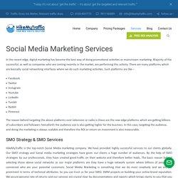 The Secret Of Social Media Marketing-HikeMyTraffic