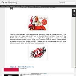 Coca Cola - L'histoire à succès de la marque légendaire