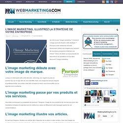 L'image marketing, illustrez la stratégie de votre entreprise.