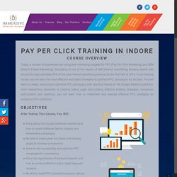 Best PPC Training Course
