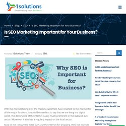 Is SEO Marketing Important for Your Business?