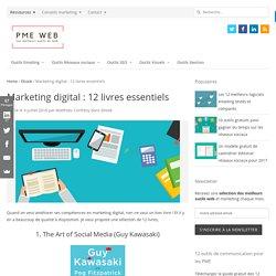 Marketing digital : 12 livres incontournables en 2016