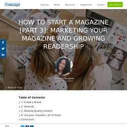 4 Simple Marketing Tips To Increase Your Magazine Readership