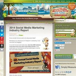 2014 Social Media Marketing Industry Report