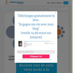 Comment le marketing influence notre perception