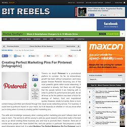 Creating Perfect Marketing Pins For Pinterest