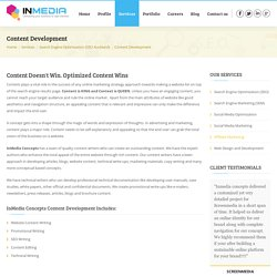 SEO Services New Zealand - Inmediaconcepts.co.nz