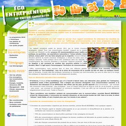 Les débuts de l'éco-marketing : innover pour une consommation durable