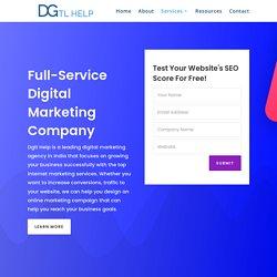 Digital Marketing Company in India, Internet Marketing Services Agency