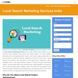 How to Local Search Marketing Helps to Boost Locally?