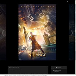 Movie Marketing Madness: Doctor Strange