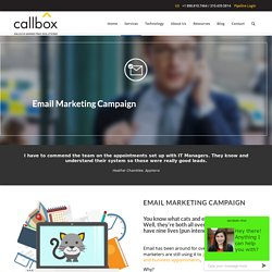 Email Marketing Campaign - B2B Lead Generation Company Malaysia