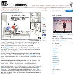 """Multi-Screen Marketing"