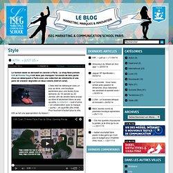 ISEG MCS Paris - Le blog marketing, marques & innovation
