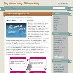 Guide du Marketing Mobile 2010