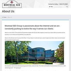 SEO & Online Marketing Agency Montreal