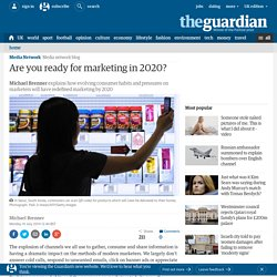 Are you ready for marketing in 2020?