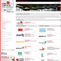 Chief Marketing Officer (CMO) Council™ Website