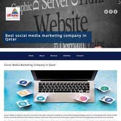 Social Media optimization in Doha - Alfaone Infotech
