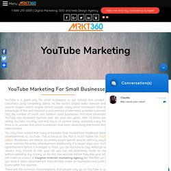 YouTube Marketing Tips Toronto: An Overview of Advertising on YouTube