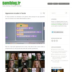 Damiblog.fr | Photographie - Publicité - Blog - Webdesign - Mark